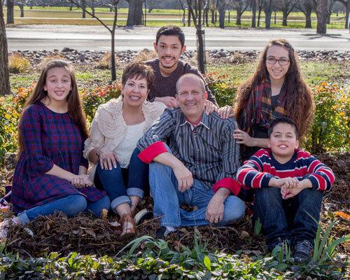 The Swaim Family | John K. Swaim, CPA